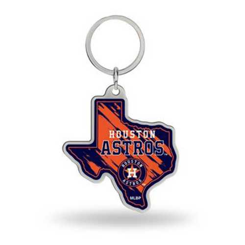 Rico Houston Astros Home State Keychain