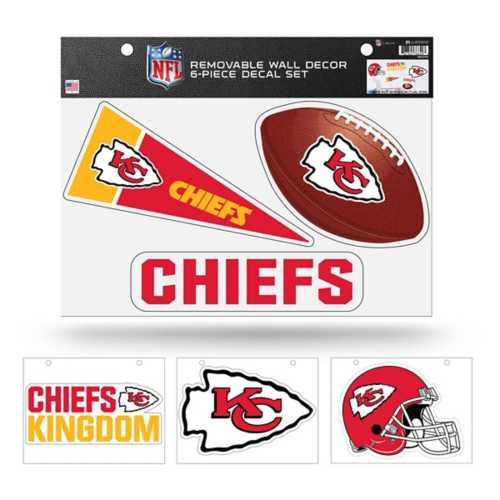 Rico Kansas City Chiefs Fathead Sticker