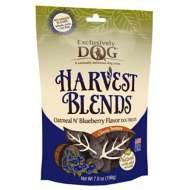 Exclusively Dog Harvest Blends Oatmeal N' Blueberry Flavor Dog Treats
