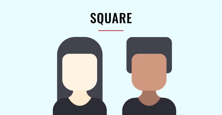square face shapes