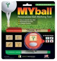 19th Hole Ball Marker Tool Kit