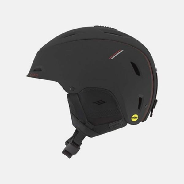 Matte Black/Red Sport Tech