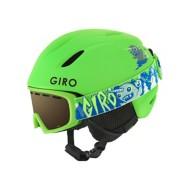 Youth Giro Launch Snow Helmet Goggle Combo