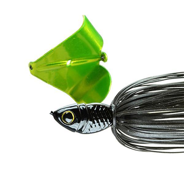Black/Chartreuse Blade