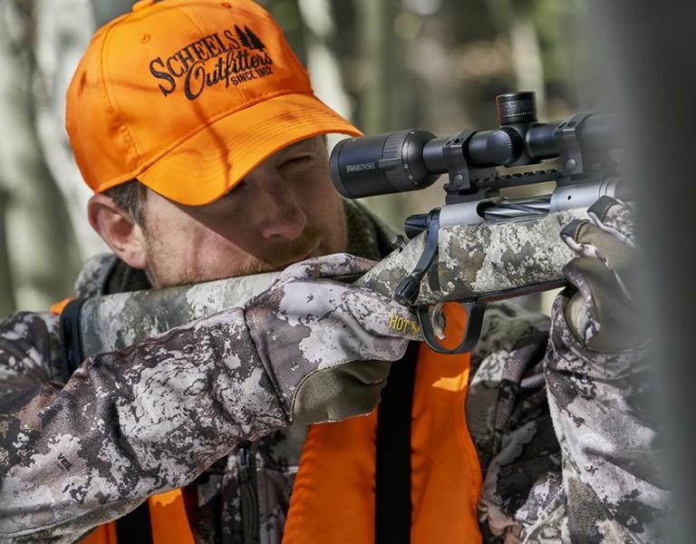 Swarovski Optik rifle scope