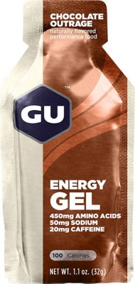 GU Chocolate Outrage Energy Gel