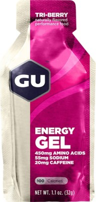 GU Tri-Berry Energy Gel