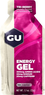 GU Tri-Berry Energy Gel