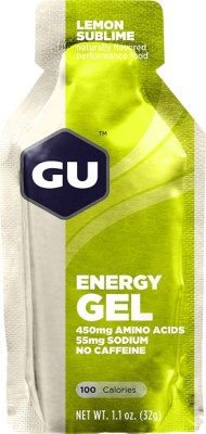 GU Lemon Sublime Energy Gel
