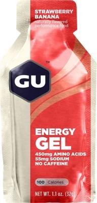 GU Strawberry Banana Energy Gel