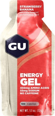 GU Strawberry Banana Energy Gel