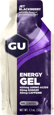 GU Jet Blackberry Energy Gel