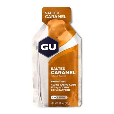 GU Salted Caramel Energy Gel