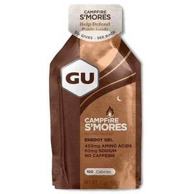 GU Campfire S'Mores Energy Gel