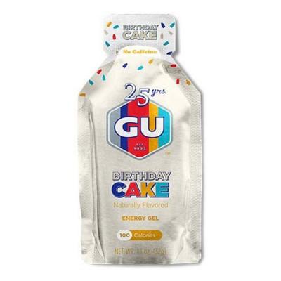 GU Birthday Cake Energy Gel