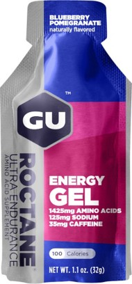 GU Roctane Blueberry Pomegranate Endurance Gel