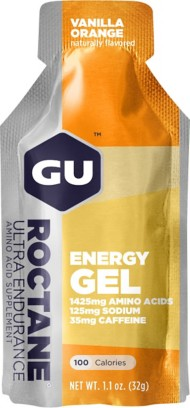 GU Roctane Vanilla Orange Endurance Gel
