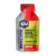 GU Roctane Cherry Lime Energy Gel