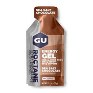 GU Roctane Sea Salt Chocolate Energy Gel