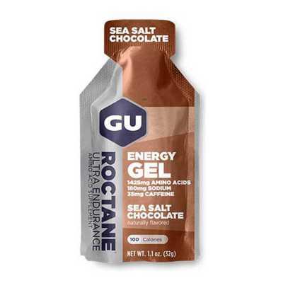 GU Roctane Sea Salt Chocolate Energy Gel