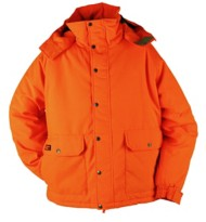 Men's Gamehide Deer Hunter Insulated Blaze Orange Parka