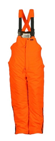 Men's Gamehide Deer Hunter Insulated Blaze Orange Bib
