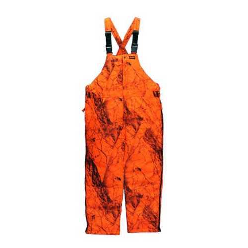 Blaze Orange Camo