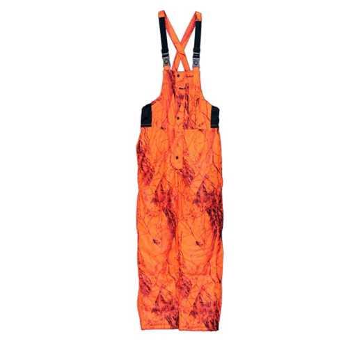 Men's Gamehide Ridgeline Blaze Orange Bibs