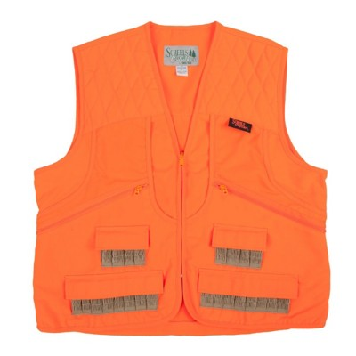 Youth Scheels Outfitters Upland Blaze Orange Vest