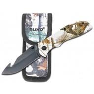 Ruko Folding Gut Hook Knife