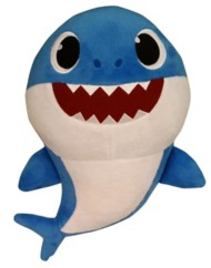 Pinkfong Baby Shark Official Song Doll - Daddy Shark