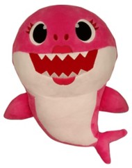 Pinkfong Baby Shark Official Song Doll - Mommy Shark