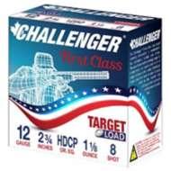 Challenger First Class HDCP 12ga 1-1/8oz #8 (CTA12HD8)