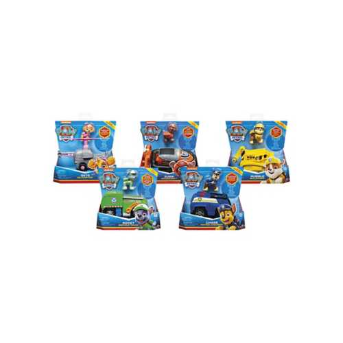 Paw Patrol Ultimate Vehicle Assorted Toy