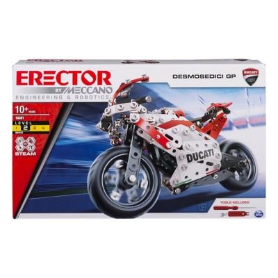 Erector Meccano Ducati GP Model Motorcycle Building Set