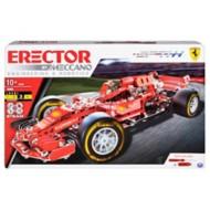 Erector By Meccano Ferrari Grand Prix Racer S.T.E.A.M Building Kit