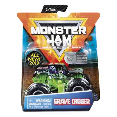 Monster Jam Assorted 1:64 Scale Vehicle