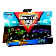 Monster Jam Assorted 1:64 Scale Vehicle 2-Pack