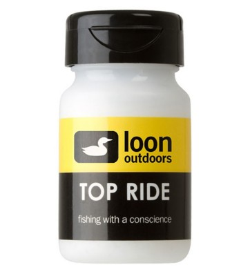 Top Ride Floatant and Dessicant