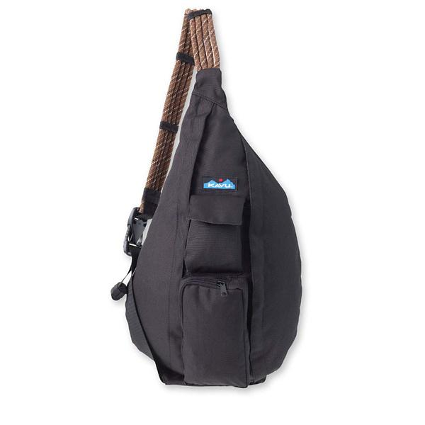 2908470e2 Tap to Zoom; Jet Black Tap to Zoom; FLAMINGO FEST Tap to Zoom; Womens' Kavu  Rope Sling Bag