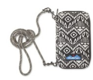 Womens' Kavu Go Time Wallet