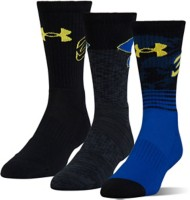 Under Armour Phenom Curry Crew Socks