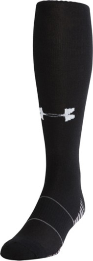 Youth Under Armour Team Over The Calf Socks