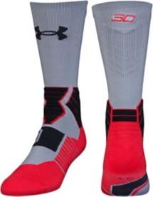 Under Armour Basketball Curry Crew Socks