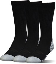 Youth Under Armour HeatGear Tech Crew Socks