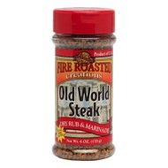 Old World Steak Dry Rub and Marinade