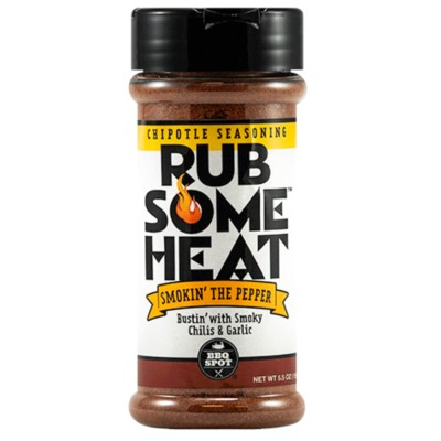 Old World Chipotle Dry Rub and Marinade