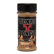 Texas T-Bone's Seasoning for Steaks, Burgers and Fries
