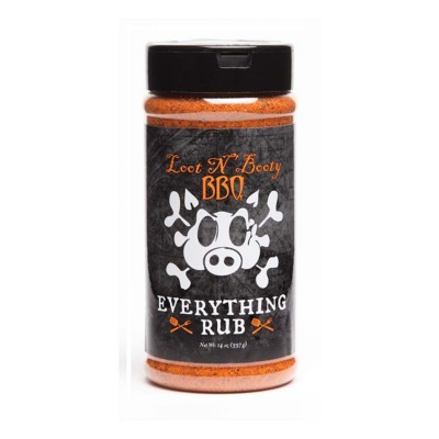 Loot N' Booty BBQ Everything Rub