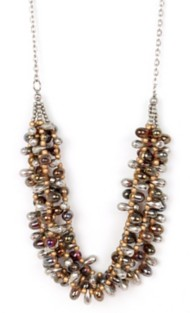 Women's Ethel & Myrtle Teardrop Beads Necklace